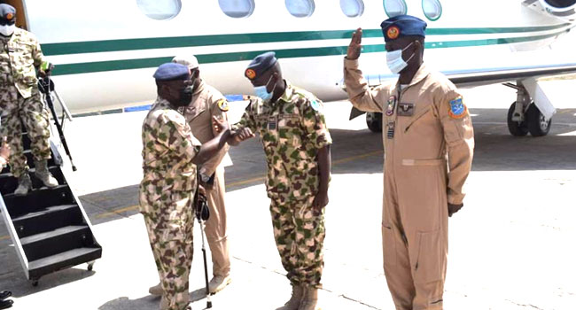 24 Hours After, Trace of Missing NAF Fighter Jet Yet to be Found