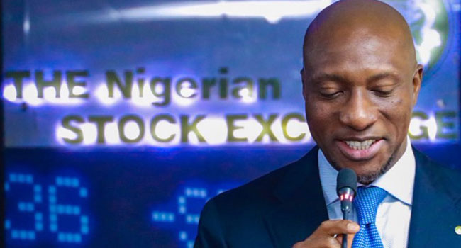 Oscar Onyema Completes 10-Year Tenure As CEO Of NSE
