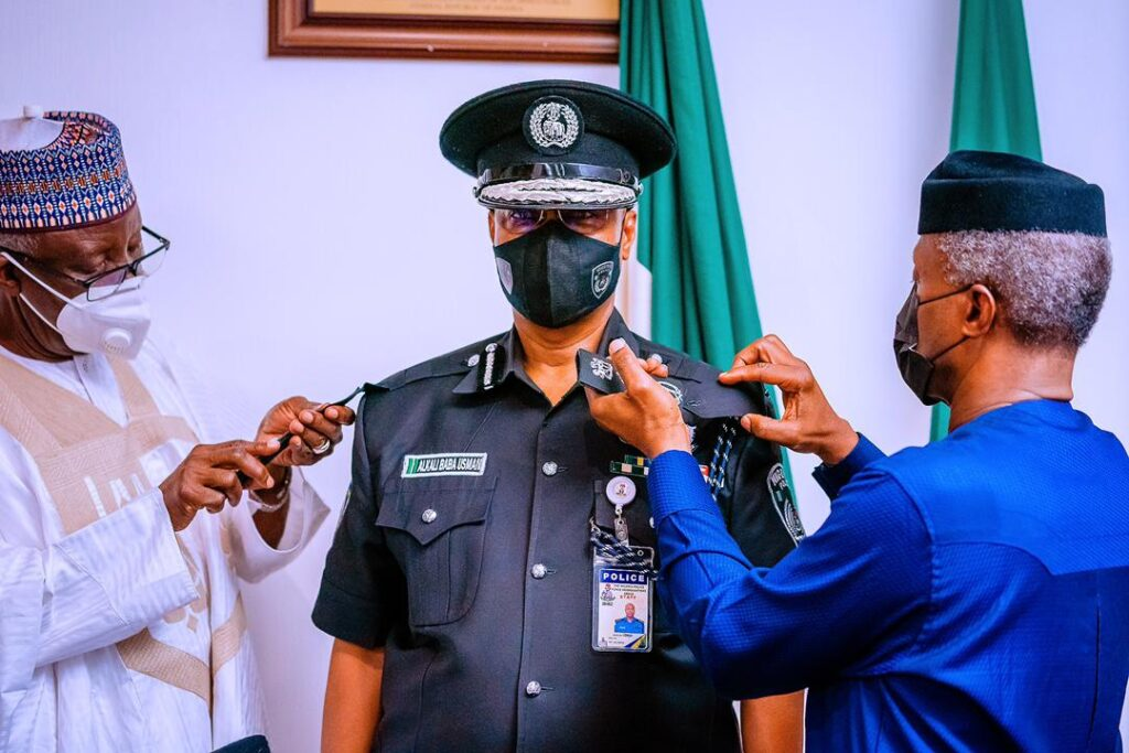 IG: I will battle banditry, kidnapping, secessionists