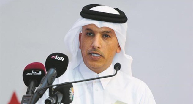 Qatar Finance Minister Arrested On Alleged Embezzlement