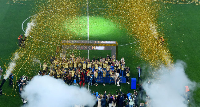 Zenit Saint Petersburg Win Third Straight Russian Crown With Two Games Left