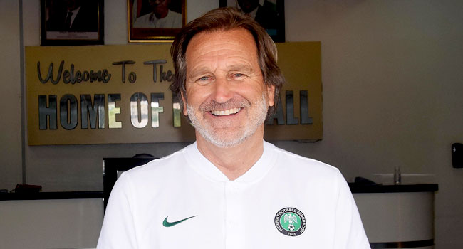 Summer Series Experience Is Good For Super Falcons, Says Waldrum