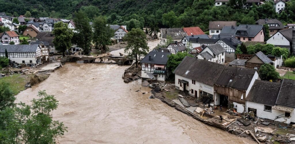 Germany counts losses as floods claim over 100