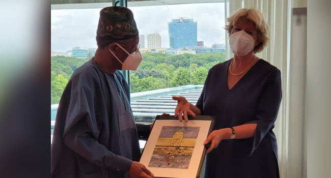 1,130 Looted Nigerian Artefacts Would Be Returned In 2022, Says Germany