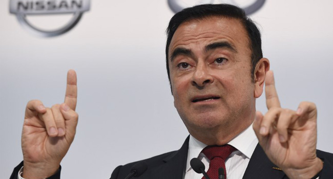 Court Jails Father And Son Over Carlos Ghosn Escape
