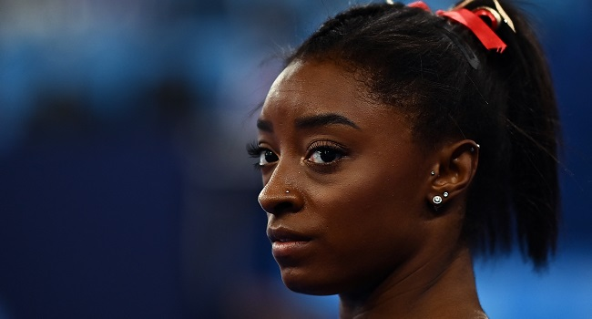 Simone Biles Says 'Mental Health' Concerns Led To Olympic Final Withdrawal