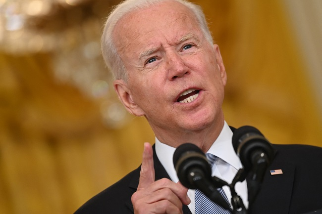 US To Donate Extra 500 Million COVID-19 Vaccines, Says Biden