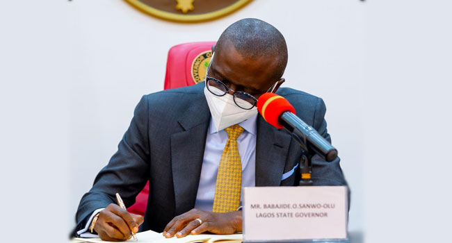 Hiw Lagos is leveraging technology to transform businesses, by Sanwo-Olu