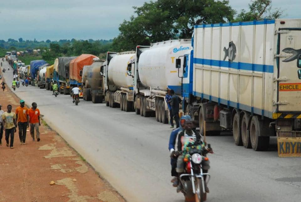 We won't move our trucks until you act, protesting trailer drivers tell Niger Govt