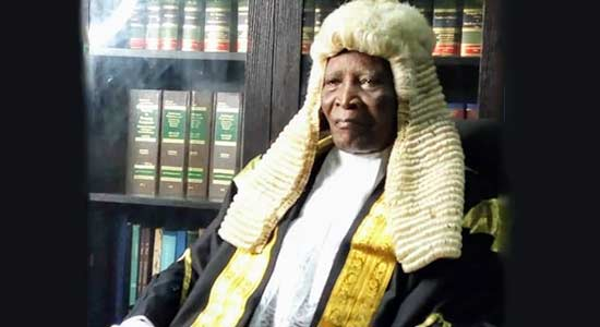 Update: Judges, SANs, Lawyers Set for Bashua's Sept. 29 Valedictory Court Session in Lagos