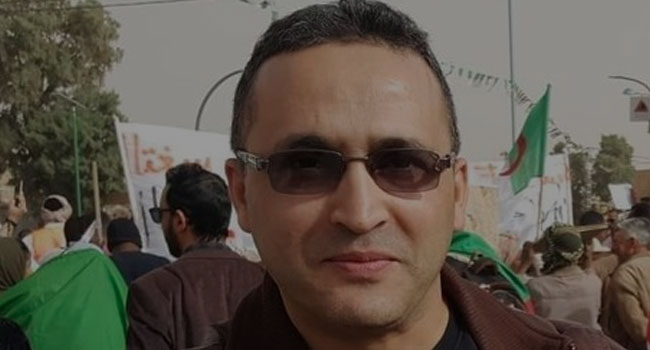 Algeria Journalist Freed After Six Months In Jail