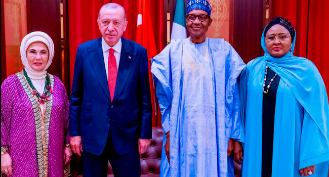 Nigeria And Turkey Sign Eight Major Agreements On Energy, Defense, Others